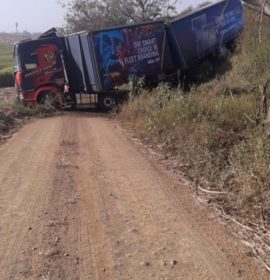 Head-on Collision in Tongaat