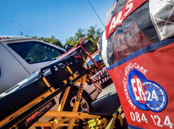 Man killed following collision with truck in Randpark Ridge