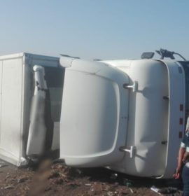 KwaZulu-Natal: Three injured in a truck and car crash on the N3