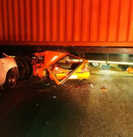 Two killed in crash after truck reportedly made U-Turn outside Clocolan