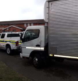 Liquor truck hijacker nabbed