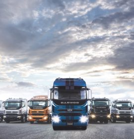 Daewoo Trucks – The journey to a true International & African brand
