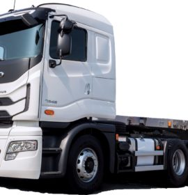 Daewoo Trucks launches new extra-heavy vehicle into South African market