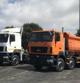 New heavy truck brand preparing to enter South African market