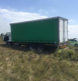 Eastern Cape: Truck transporting mohair, hijacked. Police seek information