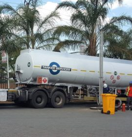 New Managing Director for Tanker Services Food & Chemicals