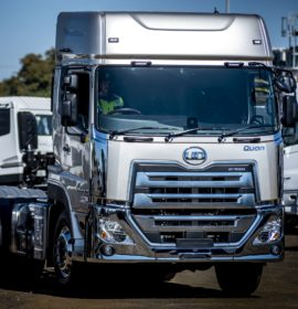 UD Trucks Debuts All-New Quon Range