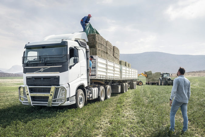 Volvo Trucks helps customers improve their cashflow with a new flexible service contract