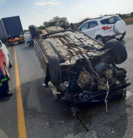 Man dies in a collision with a truck in Sasolburg