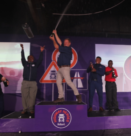Know more about the Hollard Highway Heroes with Ignition TV