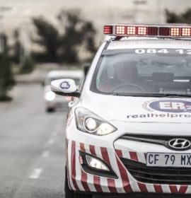 Truck and car collide leaving one dead, five injured in Vanderbijlpark