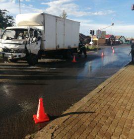 Gauteng: Four injured in Kagiso crash