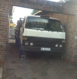 Theft of truck in Sunford – KZN