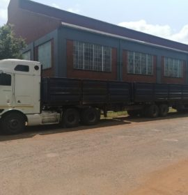 TMPD officers recovered a stolen truck in Ekangala area