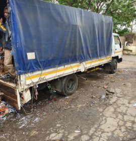 Theft of truck in Parkgate – KZN