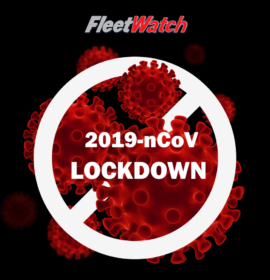 FleetWatch making adjustments during Covid-19 Lockdown