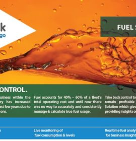 Ctrack launches an accurate fuel management solution for fleet operators