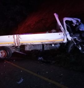 Taxi and truck collide head-on leaving six dead, eight injured in Richmond