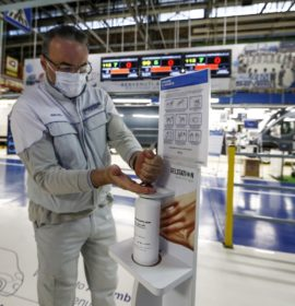 FCA Restarts Production at Sevel plant with Maximum Attention to Workplace Health and Safety