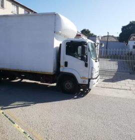 Suspect arrested following truck hijacking in Uitenhage