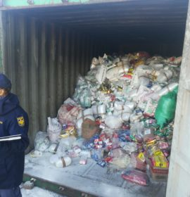 Security company supervisor amongst suspects arrested for smuggling food and mining equipment to the zama-zamas
