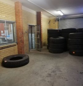 Fourth suspect arrested for theft of truck tyres in Port Elizabeth