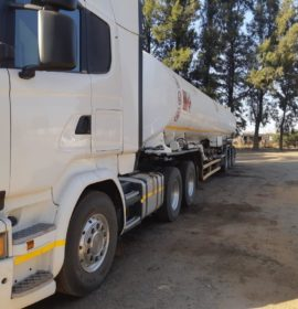 R1.4 million suspected stolen diesel recovered, three arrested.
