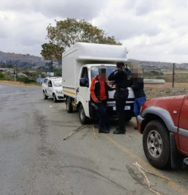 Bread Delivery Vehicle Robbed in Hazelmere, KZN