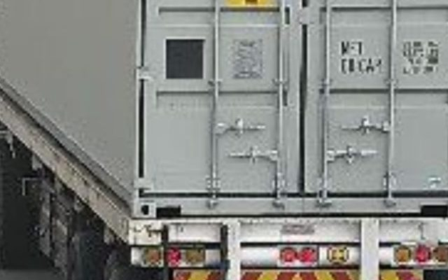 Search for stolen trailer in South Africa