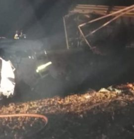 Four people killed in a crash into a truck in Limpopo