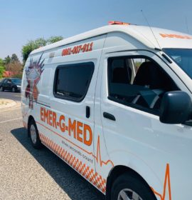 One dead in a truck and vehicle collision in Harrismith