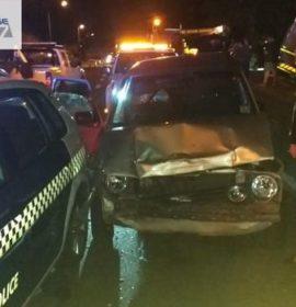 Truck driver dies in freak accident