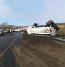 12 Killed in deadly Greytown collision