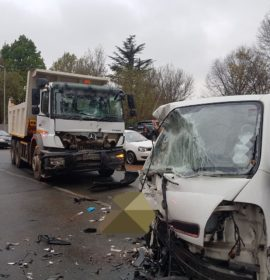 Gauteng: One dead in Johannesburg truck crash