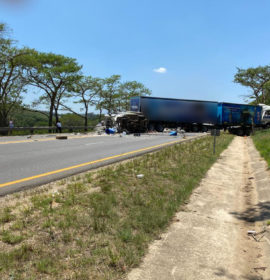 Two-truck collision leaves one dead, another injured in Schagen