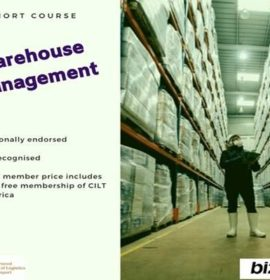 Warehouse Management Short Course –  Globally Endorsed, Locally Recognised
