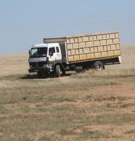 Truck reportedly stolen in Bloemfontein