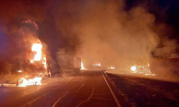 Call to Action – War against the truckers in South Africa