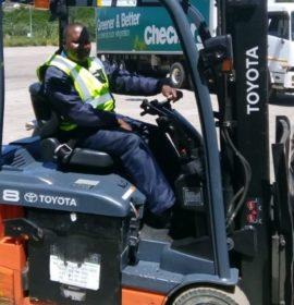 Be Aware of the Importance of Effective Maintenance and Training for Forklift Safety