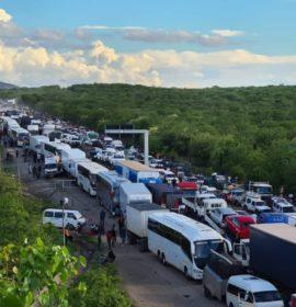Blockage at Beitbridge Border Post an Imminent Time Bomb For The Region