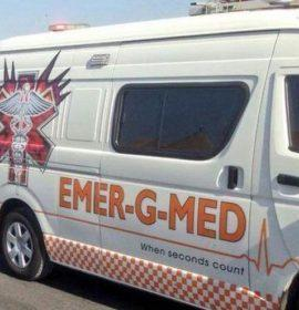 One dead, two injured in a truck and vehicle collision in Harrismith