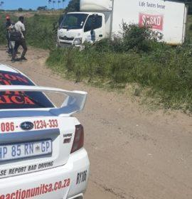 Bread Delivery Truck Hijacked & Robbed in Tongaat