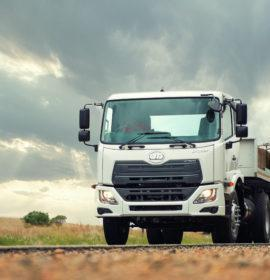 UD Trucks launch new Croner models to meet demand in logistics sector