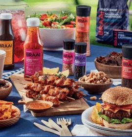Engen launches proudly SA private label Quickshop & Co