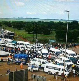 COVID-19 Protocols Cause Life Threatening Delays at Lebombo Border