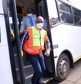 KZN Transport inspects compliance of Learner Transport Operators