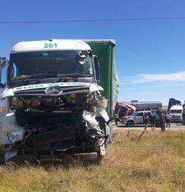 Emer-G-Med responded to a collision between to trucks on the N3