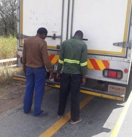 Police arrest a gang suspected to be responsible for hijacking of cigarette trucks