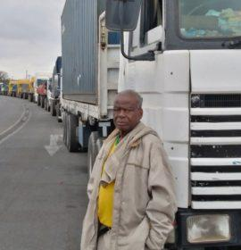 What are the requirements for Zimbabwe Nationals working as Truck Drivers in South Africa?