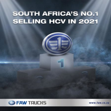 FAW leads the pack in heavy commercial vehicle market